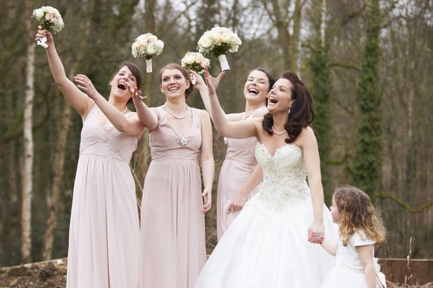 wear white for someone else's wedding