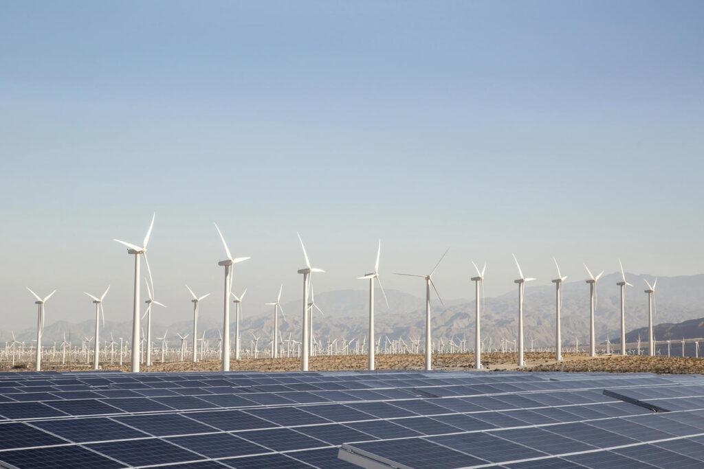 Renewable technology